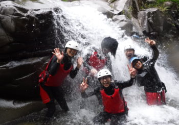 Happy Canyoning !!!