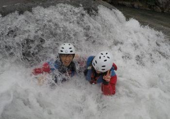 Rainy Rafting !!!