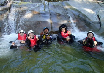 Today's Canyoning!!!