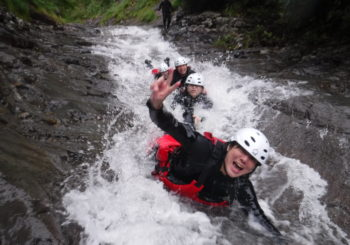 Canyoning with Youth!!!