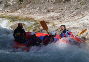 Rafting and Canyoning!!!