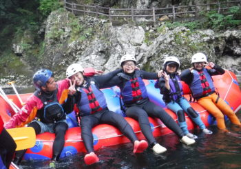 Rafting in Any Weather!!!