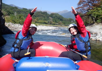 """Rafting with Jugsports"""
